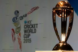 IccWorld Cup Trophy